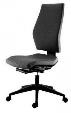 kancelarska-zidle-one-cerna Zidle on