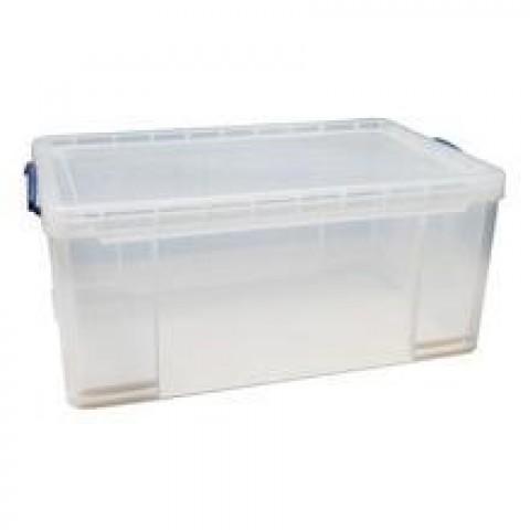 Plastové boxy s víkem na potraviny